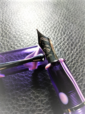 Fountain Pens and the art of reducing your Carbon footprint.