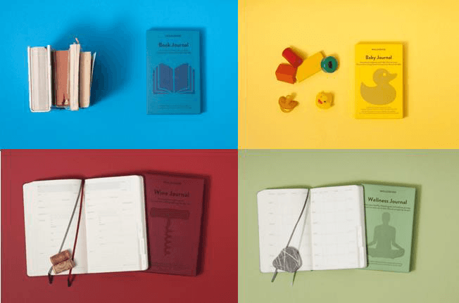 cceac32aea52b1 Moleskine launches new Passion Journals - Inked Happiness