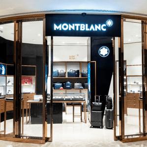 Montblanc boutique, Bangalore