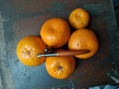 Aero Orange from Diplomat