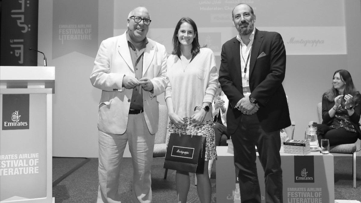 2019 Montegrappa Writing Prize,