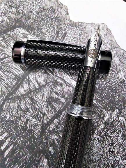 Fountain pen - Magna carta