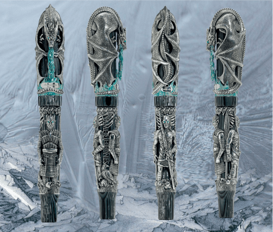 Montegrappa Game of Thrones - Winter is here