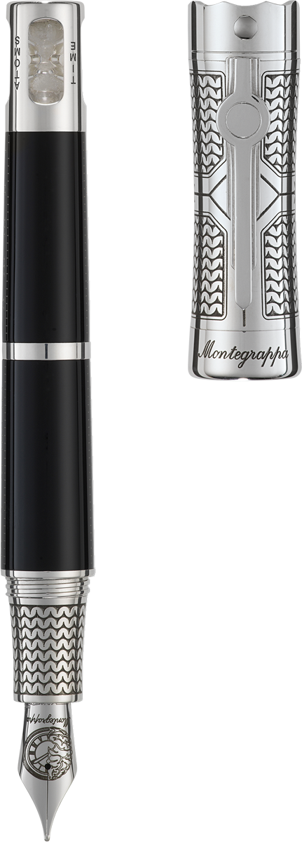 Montegrappa: TIME & BRAIN  Dr  Richard Restak – Limited
