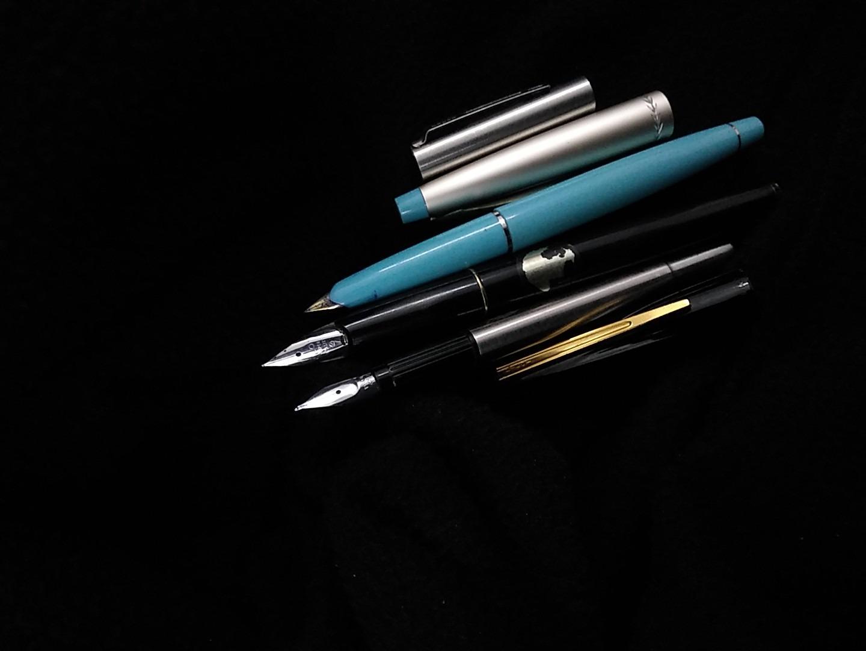 Fountain pen groups