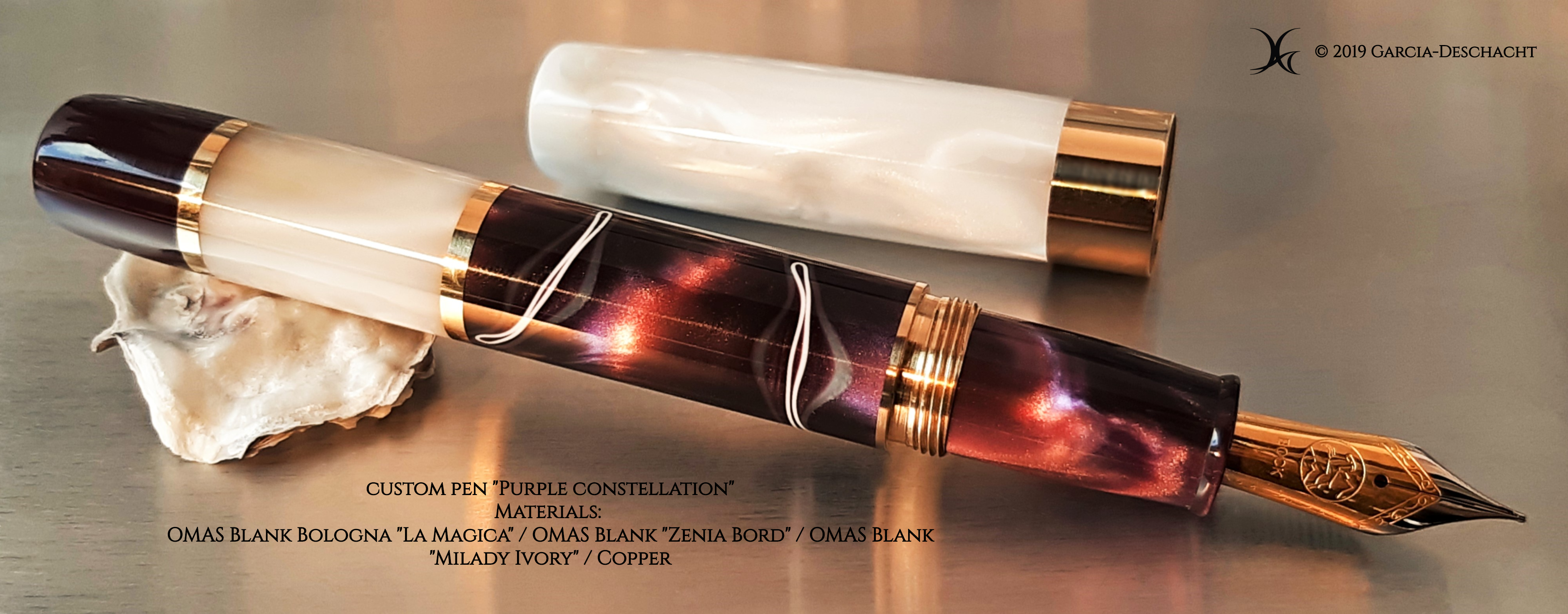 Custom-Pen-Purple-Constellation