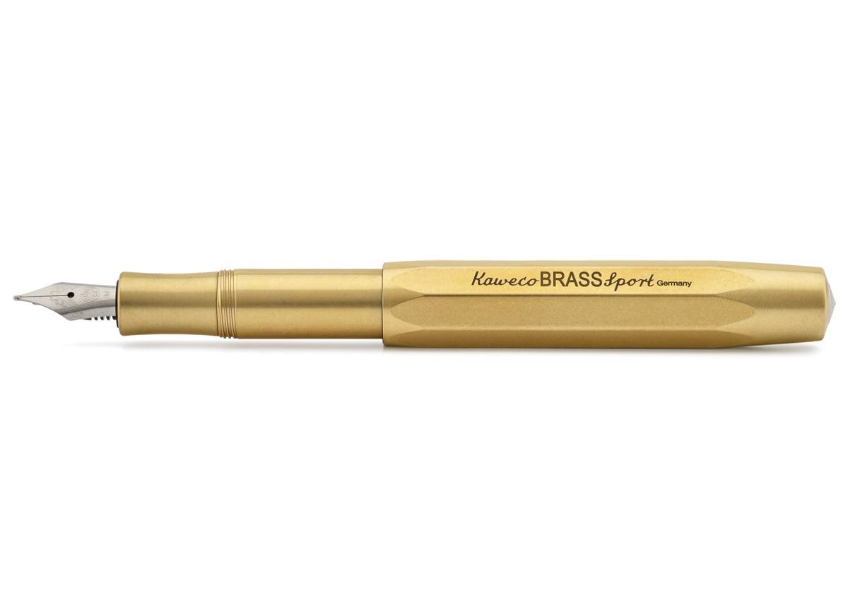 Kaweco Supra Eco Brass Fountain pen