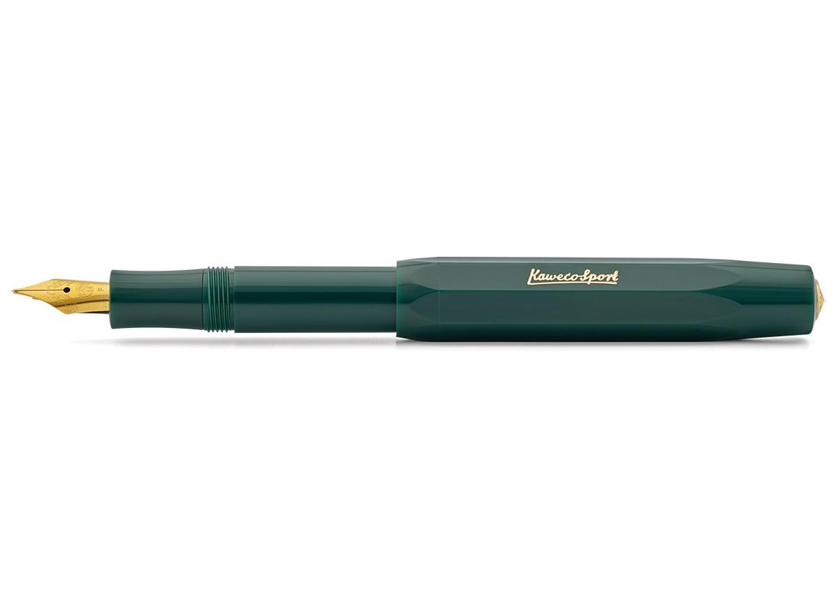 Kaweco Art Sport fountain pen in Green