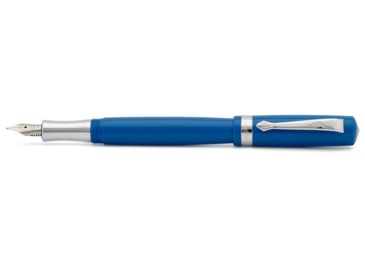 Kaweco Student Fountain Pen in Vintage Blue