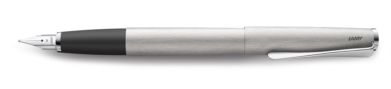 LAMY Studio brushed steel